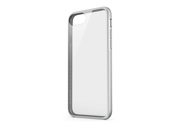 Belkin Screen Force case for iPhone 7, Silver
