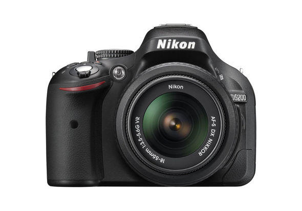 Nikon D5200 DSLR Camera with 18-55mm Lens
