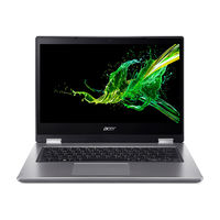"Acer Spin 3 i3 4GB, 1TB 14"" Laptop"