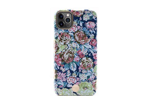 Porodo Fashion Flower Case for iPhone 11 Pro Max Design 4