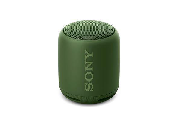 Sony SRS-XB10 Bluetooth Speaker, Green
