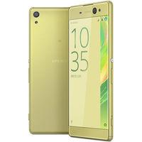 Sony Xperia XA Ultra Smartphone, Lime Gold