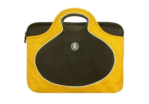 Crumpler 13  Laptop Bag Gumb Bush, Mustard / Black