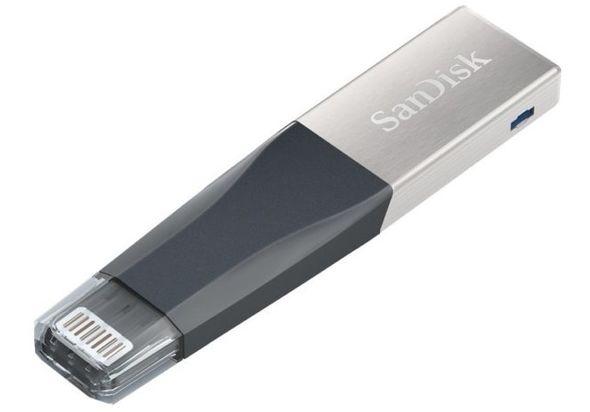 SanDisk iXpand 64GB USB 2.0 Mobile Flash Drive