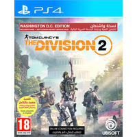Tom Clancy's The Division 2 Washington D. C Edition for PS4