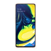Samsung Galaxy A80 Smartphone LTE,  Angel Gold