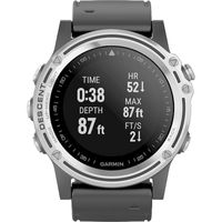 Garmin Descent MK1 Dive Smartwatch, Silver