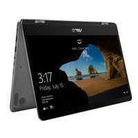 "Asus ZenBook Flip 14 i7 16GB, 512GB 2GB Graphic 14"" Laptop, Grey"