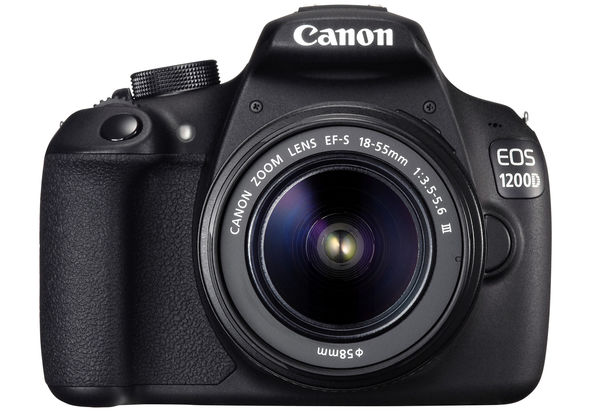 Canon EOS 1200D 18-55 DSLR Camera