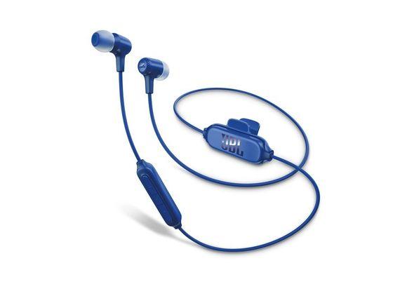 JBL E25BT Wireless in-ear headphones, Blue