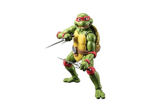 Comicave Studios S. H. Figuarts TMNT Teenage Mutant Ninja Turtles Raphael