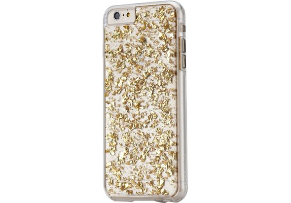Case-Mate Back Case for iPhone 6 Plus, Karat Gold