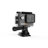 Thieye i60+ Action Camera with 4K Recording, Black