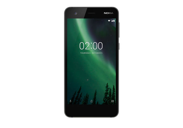 Nokia 2 Dual SIM Smartphone LTE, Black