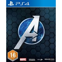Pre Order Marvel's Avengers Standard Edition For PS4