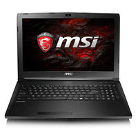 "MSI GL62M Kabylake i7-7700HQ 16GB, 1TB+ 128GB, GTX1050 4G Graphic 15.6"" Gaming Laptop"