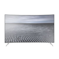 "Samsung 55"" UA55KS8500 SUHD 4K Curved TV KS8500 Series 8"