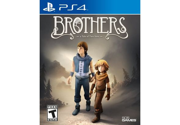 Brothers: a Tale of two Sons for PS4