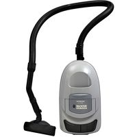 Hitachi 1600 Watts High Power Vacuum Cleaner, Gray CVW160024CBSSPG