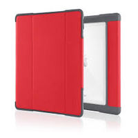 "STM Dux Plus Case for 10.5"" iPad Pro, Red"