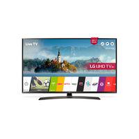 """LG 43"""" 43UJ634V Ultra HD 4K TV"""