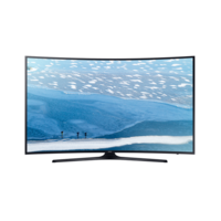 "Samsung 49"" UA49KU7350 UHD 4K Curved TV KU7350 Series 7"