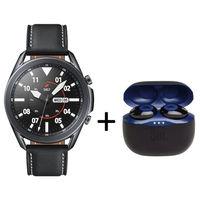 Samsung Galaxy Watch 3 Bluetooth 45mm with JBL Tune 120, Mystic Black
