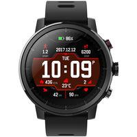 Xiaomi MI Amazfit Stratos Multisport Smartwatch, Black