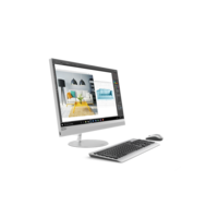 "Lenovo Ideacentre AIO 520 i5 8GB, 1TB 2GB Graphic 23.8"" Desktop, Silver"