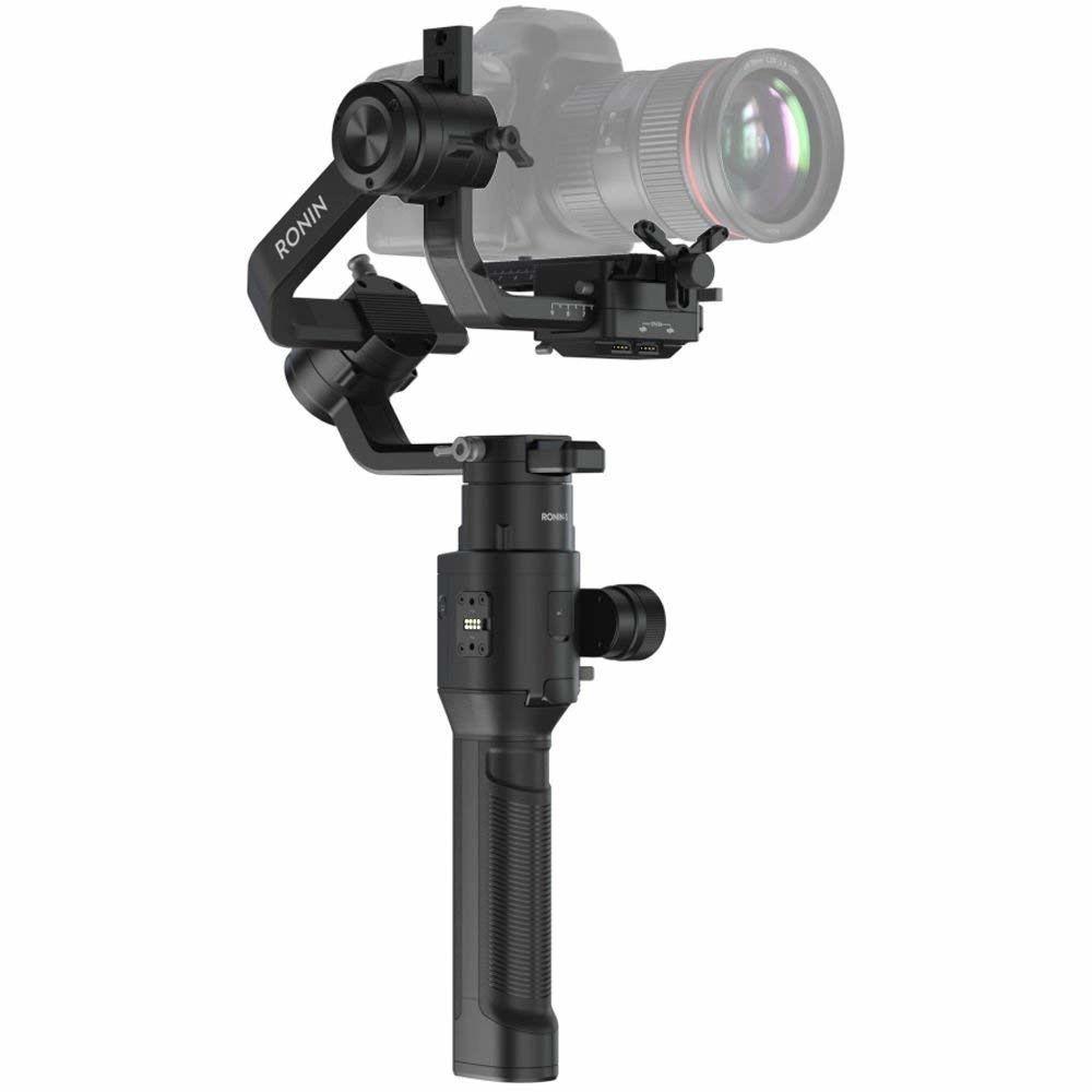 دي جي آي DJI Ronin-S ذراع تثبيت اتزان الكاميرا تصميم 3 محاور