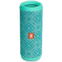 JBL Flip 4 Waterproof Portable Bluetooth Speaker, Mosaic