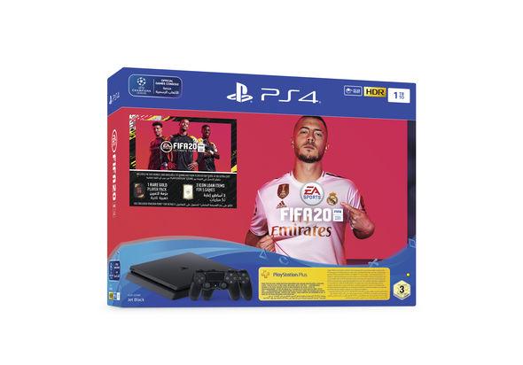 Sony PlayStation 4 1TB FIFA 20 DS4 Bundle