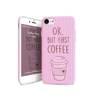 iPaint Coffee Mug Soft Case for iPhone 7