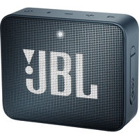 JBL GO 2 Portable Bluetooth Speaker,  Slate Navy