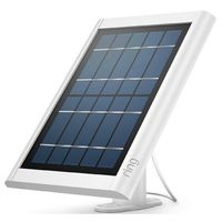 Ring Solar Panel V4 for Ring Stickup Camera, White