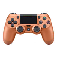 Sony PS4 DualShock 4 Wireless Controller, Copper