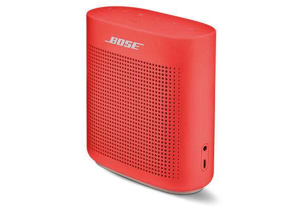 Bose SoundLink Color II Bluetooth Speaker, Coral Red