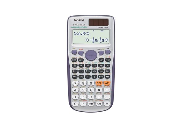 Casio FX-991ESPLUS-R Natural Textbook Calculator