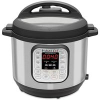 Instant Pot Instant Multi-Use O80 7-in-1 Pressure Cooker 7.6L (8L) , Black / Chrome