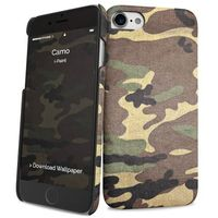 iPaint Back Cover Pattern Camouflage for iPhone 7