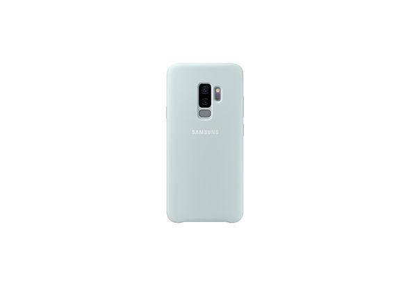 Samsung Galaxy S9+ Silicone Cover, Blue