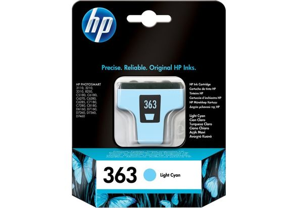 HP C8774 HY Light Cyan Ink