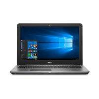 "Dell Inspiron 5567 i7 16GB, 2TB 15.6"" Laptop, Grey"