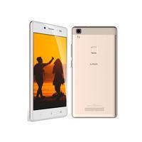 Lava Iris 80 Smartphone LTE, Gold