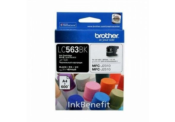 Brother LC563 Cyan Ink Cartridge, Cyan