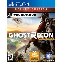 Tom Clancy's Ghost Recon Wildland Deluxe Edition for PS4