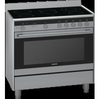Siemens HY738357M Electric Cooker, 90 cm