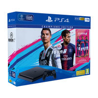 Sony PS4 Slim 1TB FIFA19 Champions Edition Bundle