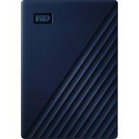 WD 2TB My Passport for Mac USB 3.0 External Hard Drive, Midnight Blue