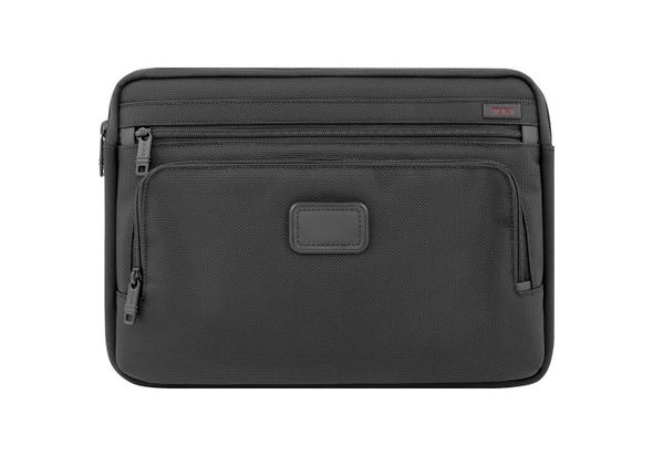 Tumi Laptop Cover, Ballistic Nylon Black